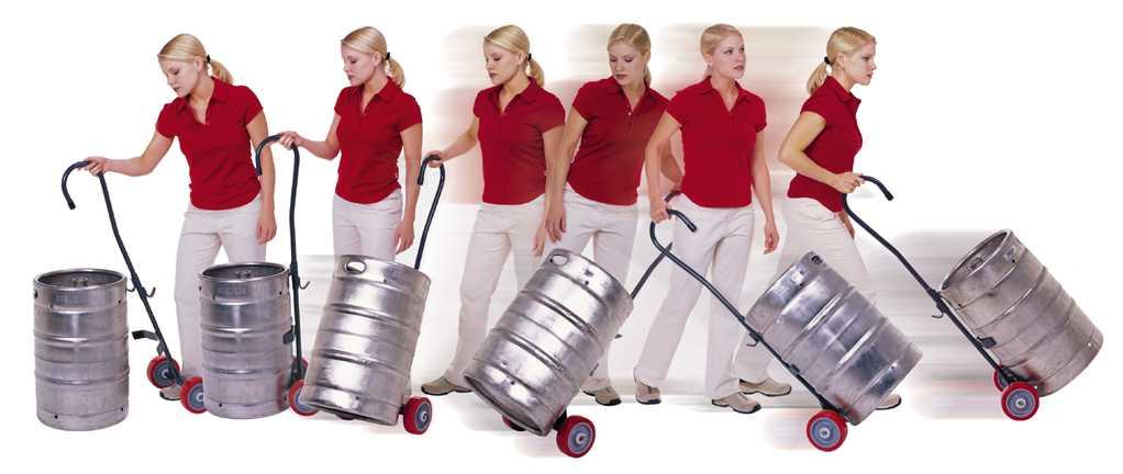 Keg Cart