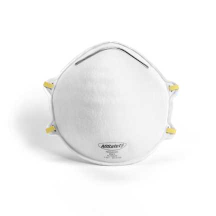 The AOSafety  N9504CS filtering facepiece