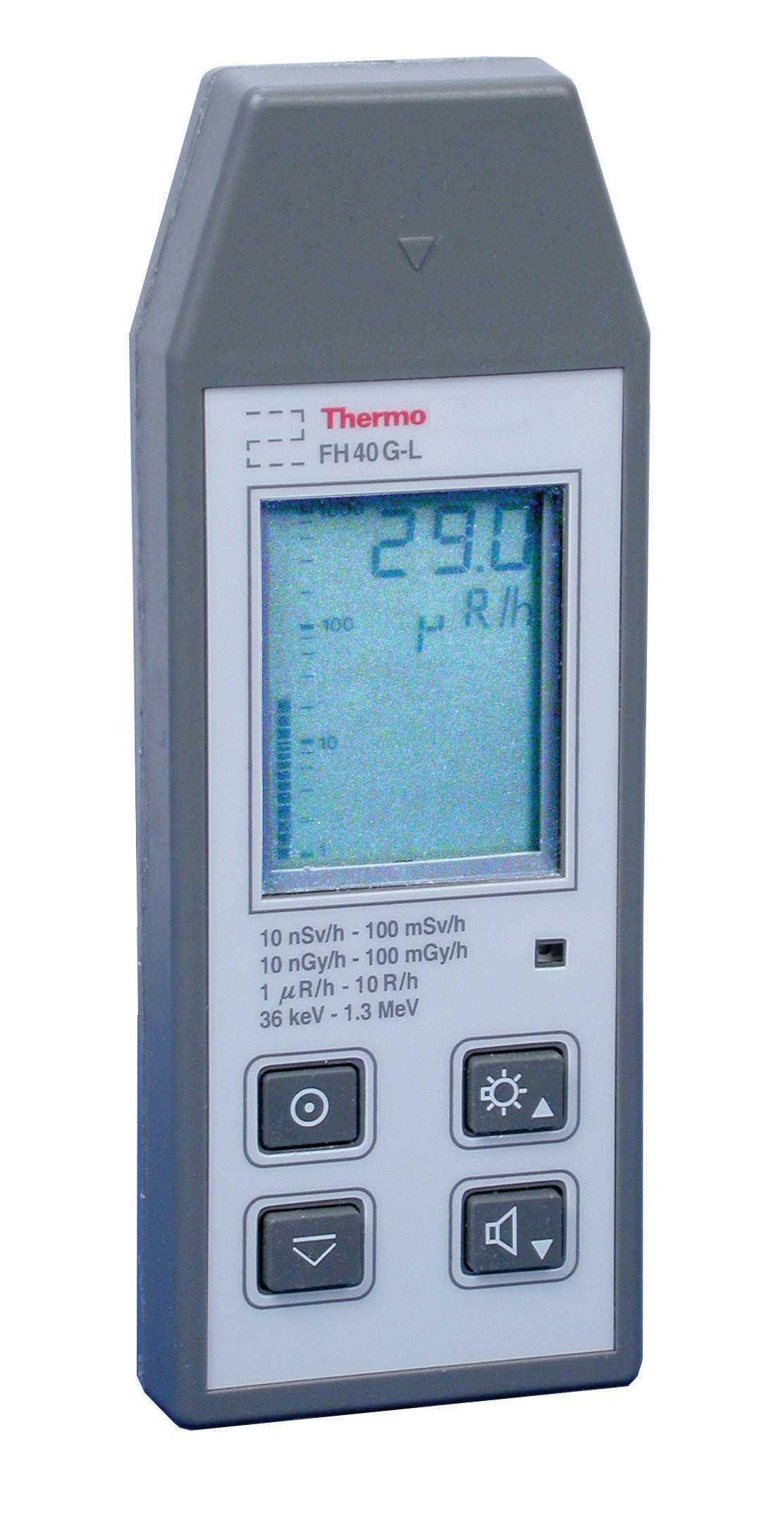 FH 40G Multi-Purpose Survey Meter