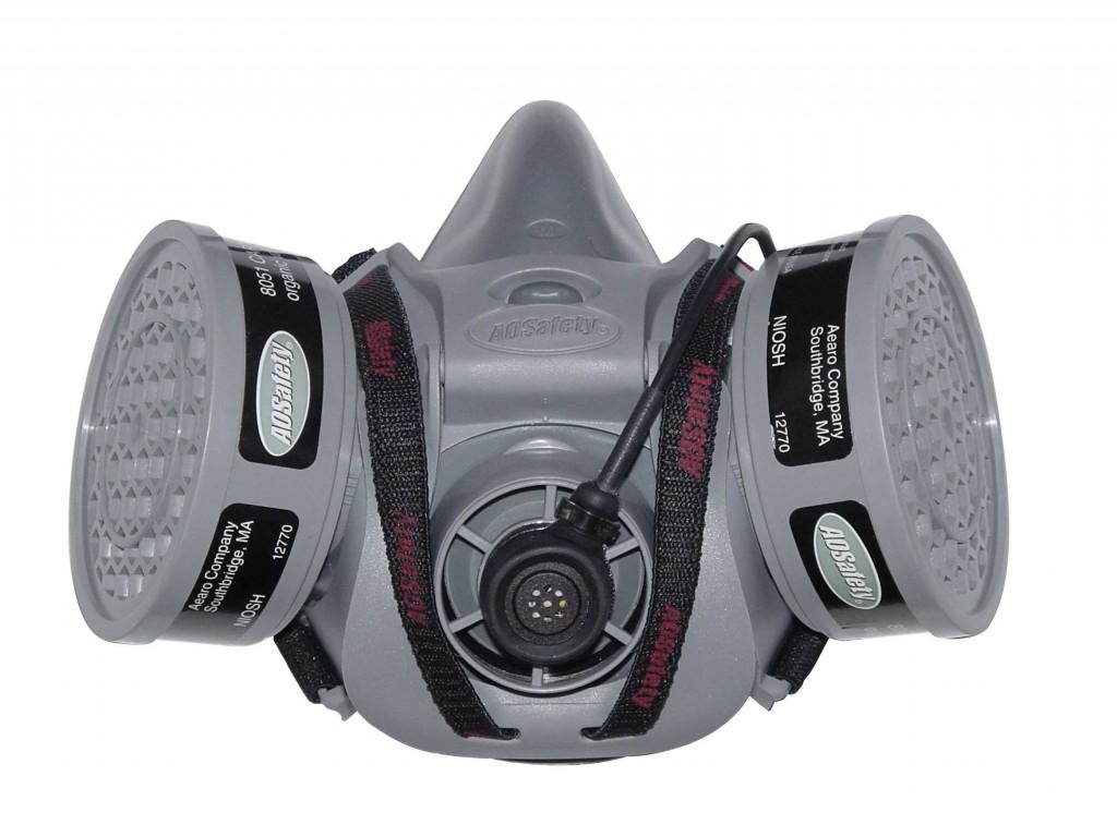 Half Mask Voice Transmission System