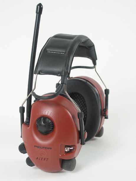 ALERT headset
