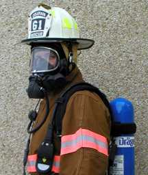 NFPA 1981, 2002-Edition Self Contained Breathing Apparatus