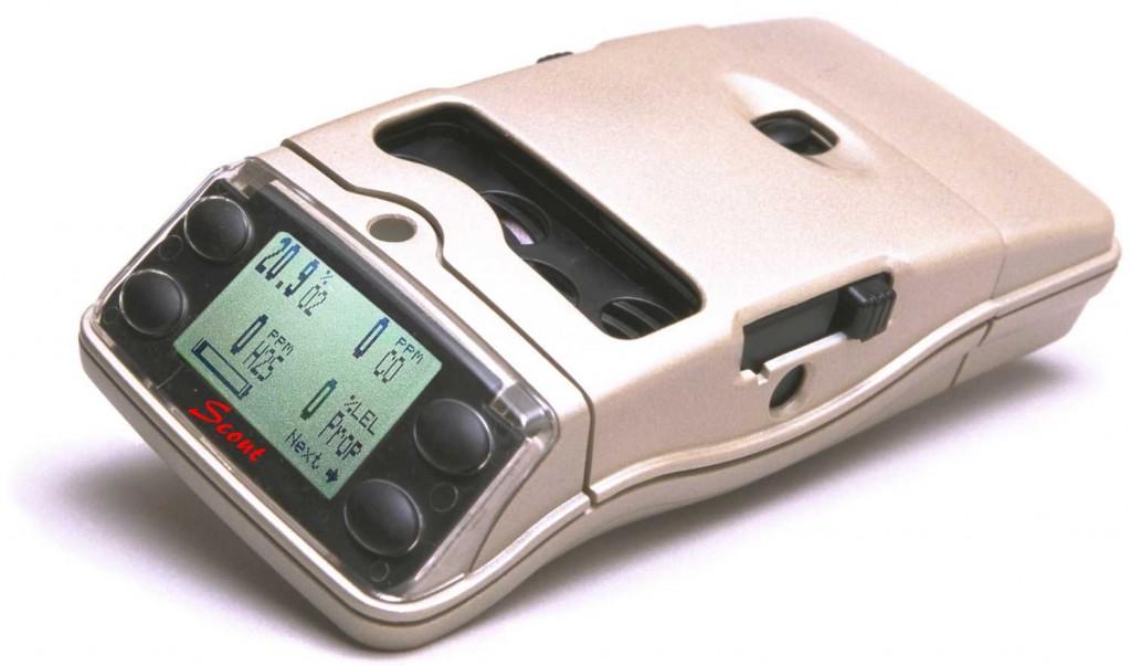 Scout Portable MultiGas Detector