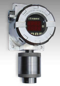 Stainless Steel Fixed-Point Gas Monitor