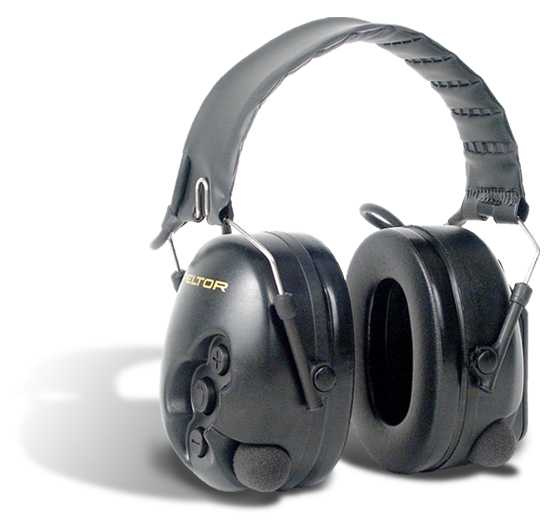 TacticalPro  Excellent for range officers and applications with long exposure time to harmful impact noises.