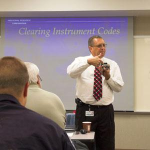 Industrial Scientific Corporation announces its 2007 Training Central course schedule.