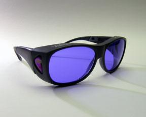 Laser Safety Eyewear with Fosta Fog-Free Coating