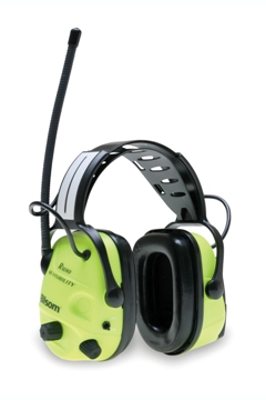 Bilsom extends its exclusive high-visibility capabilities to its AM/FM Radio earmuffs