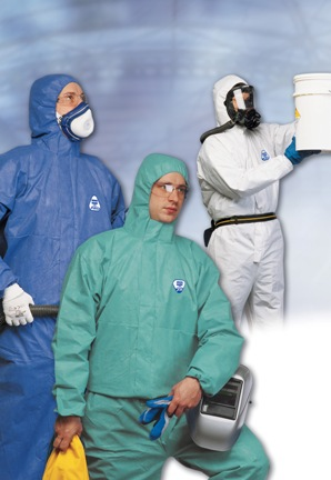 New disposable coveralls from North Safety