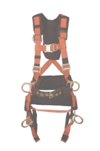 The new Elk River Eagle Tower Harness