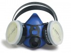 The US Safety, Premier Comfort Air Series 100 half-mask is molded in silicone without any additives