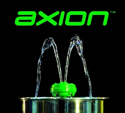 Haws' ground-breaking Axion MSR eye/face wash system