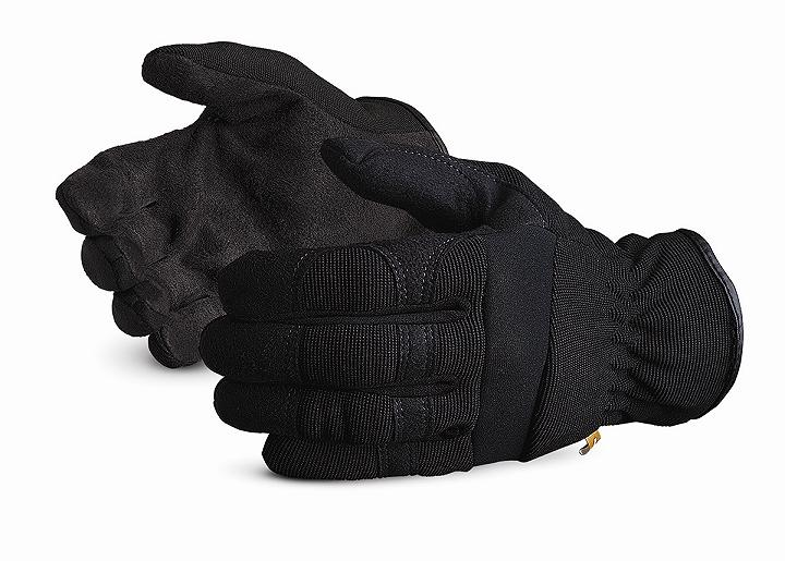 Crewmate gloves utilize the very best aspects of leather alternatives