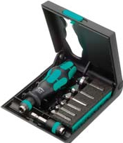 Ergonomic hand tools, such as screwdrivers, require less grip force.