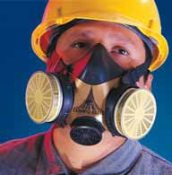 APRs may use aerosol filters, chemical cartridges or a combination of both.