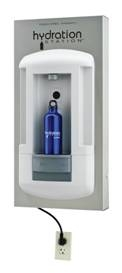 The Surface Mount 2000SM, the newest model in the HydrationStation line