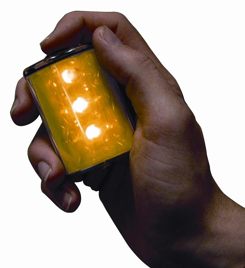 Lite Tracker personal safety light
