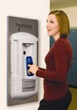 HydrationStation cuts plastic waste