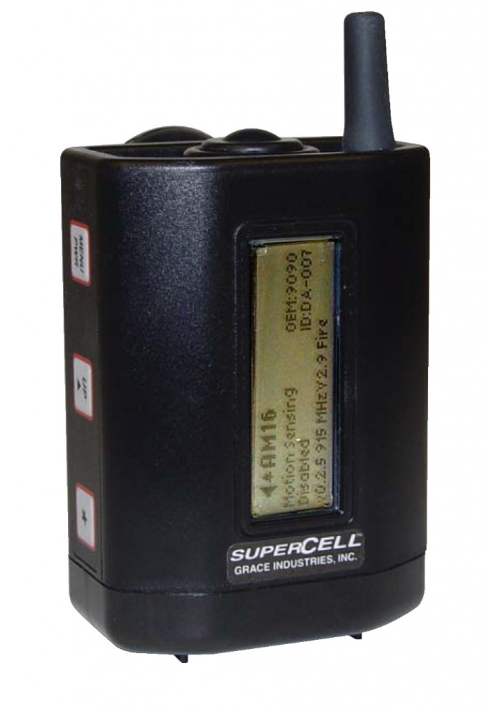 SC500 is a two-way signaling RF device