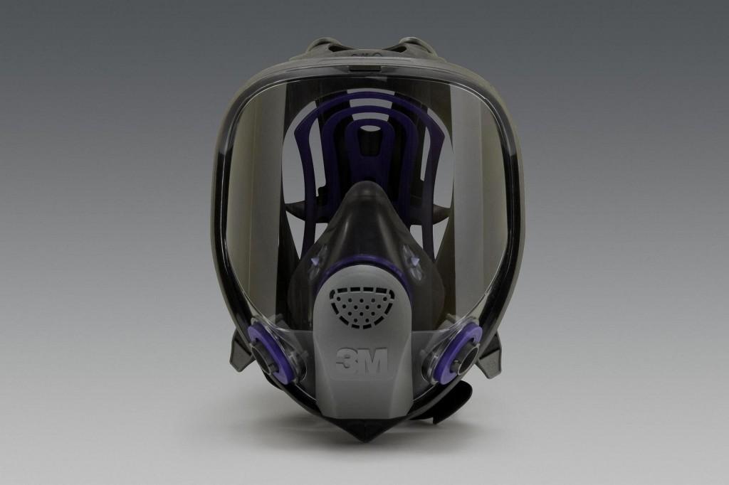 3M Ultimate FX Full Facepiece Reusable Respirator FF-400 Series