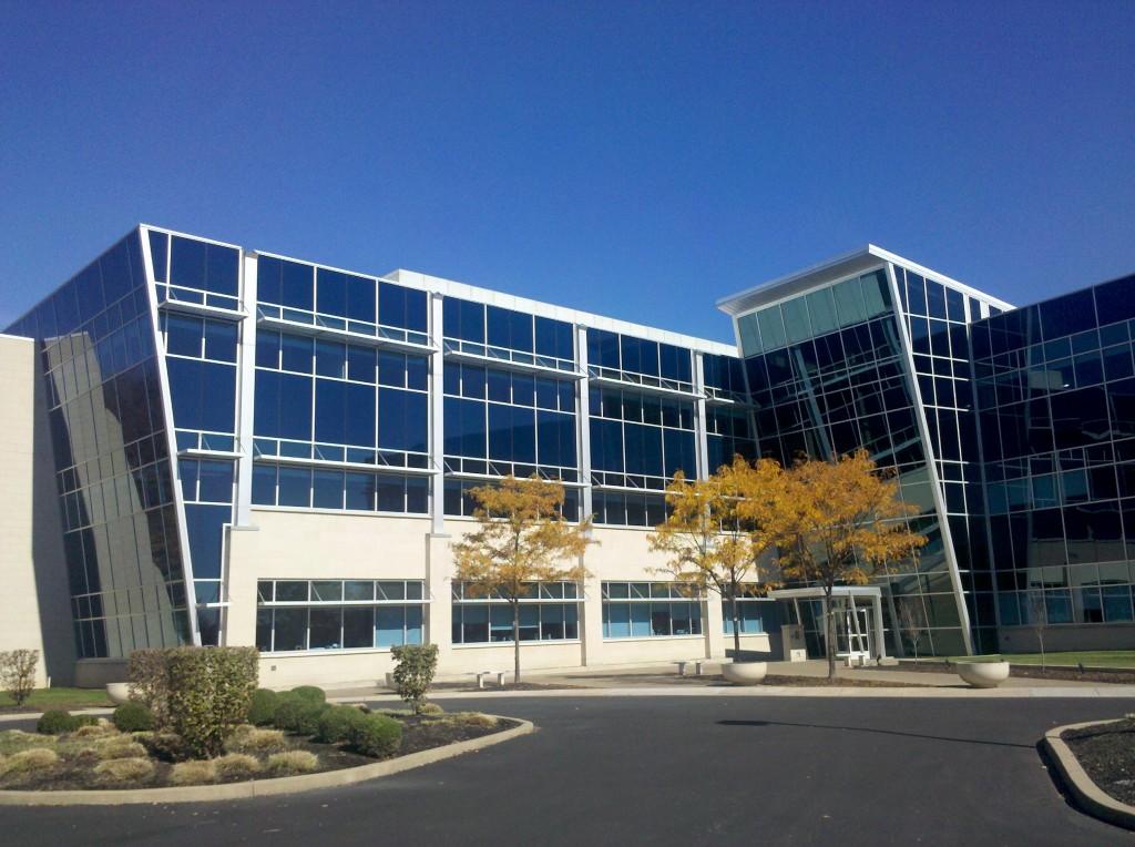 Industrial Scientific's new office
