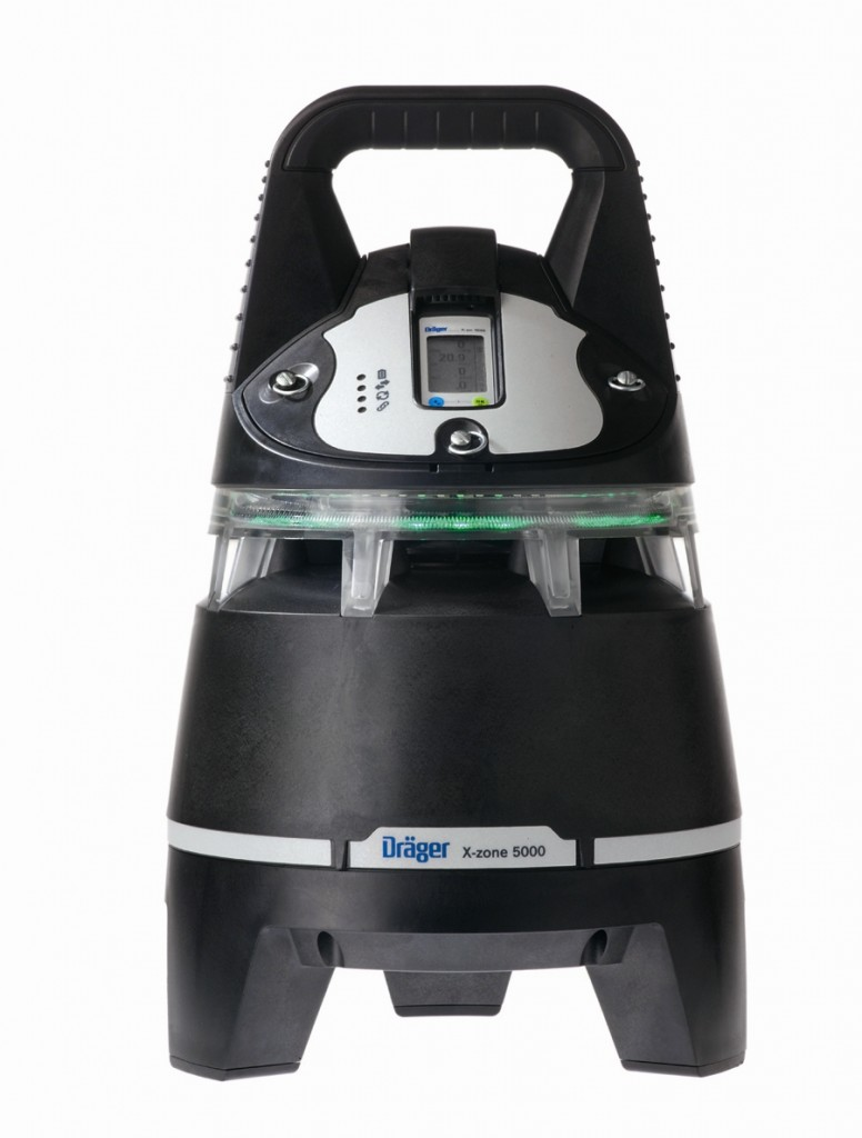 Drger X-zone 5000 system