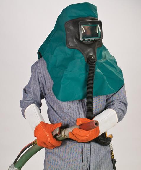 Advantage 4000 Abrasi-Blast Respirator