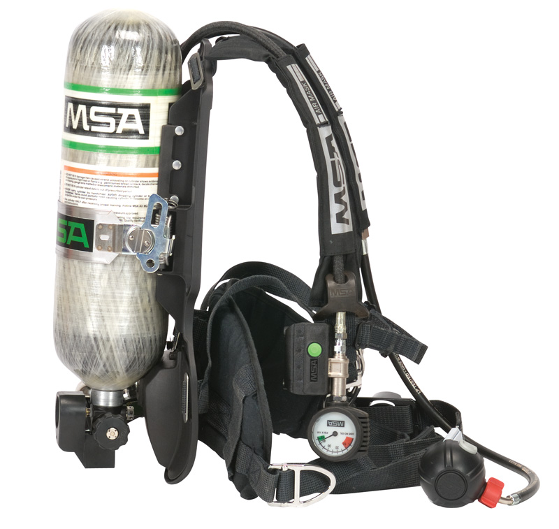 Basic, rugged, reliable SCBA protection at lower cost for applications where no PASS device is needed.