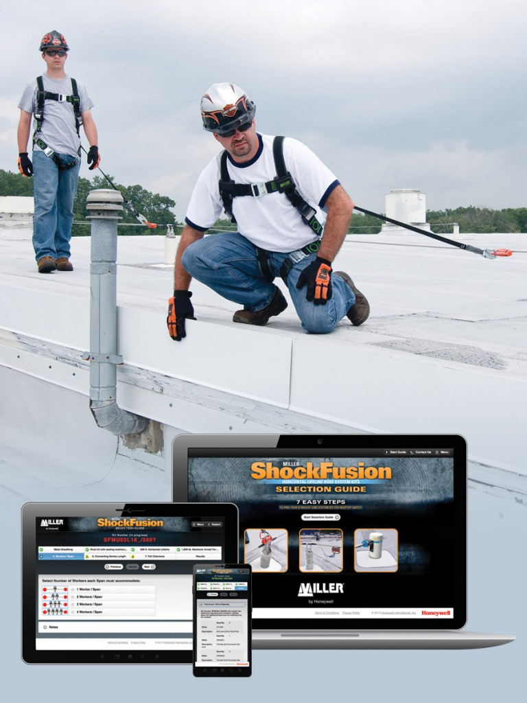 User-friendly Selection Guide configures your straight line system kit in seven easy steps.