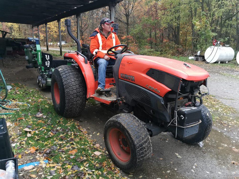 Golf Tractor MAIN