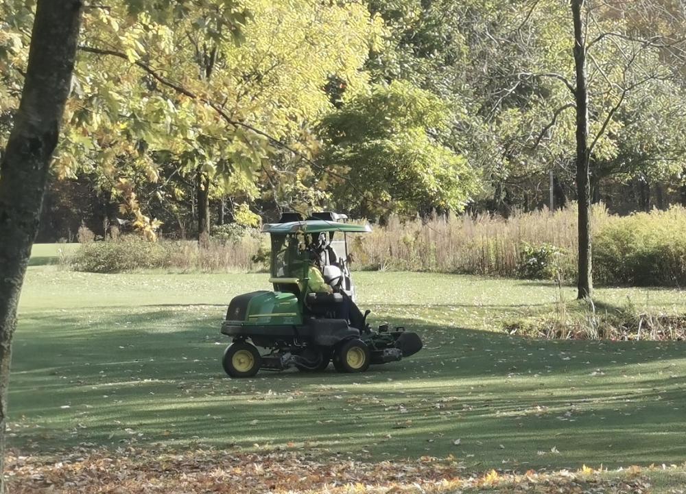 Golf Mower