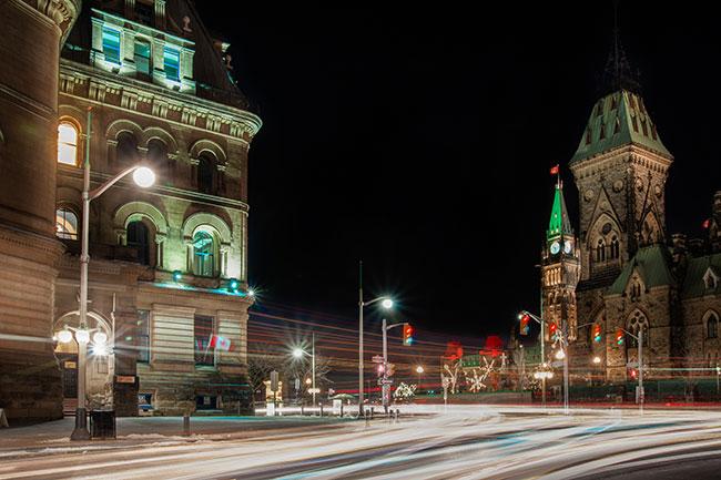 Ottawa Nightscape