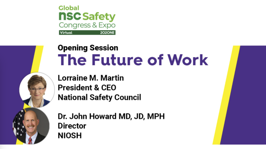 Virtual NSC Congress kicks off with ode to safety pros