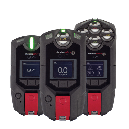 Blackline- G7c Device Family