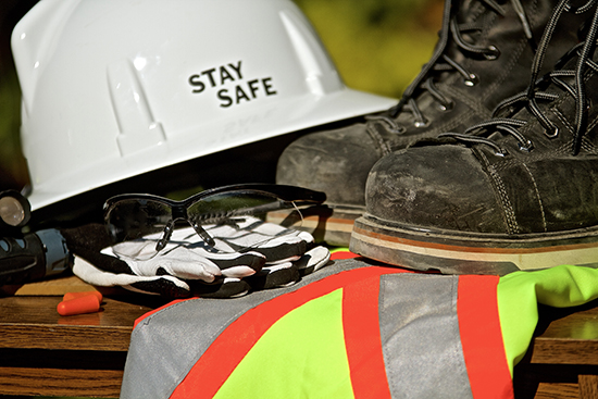 Safety Personal Protection Equipment
